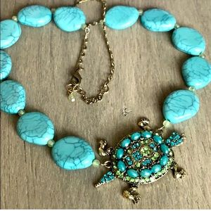 Jewelry - Turtle Necklace